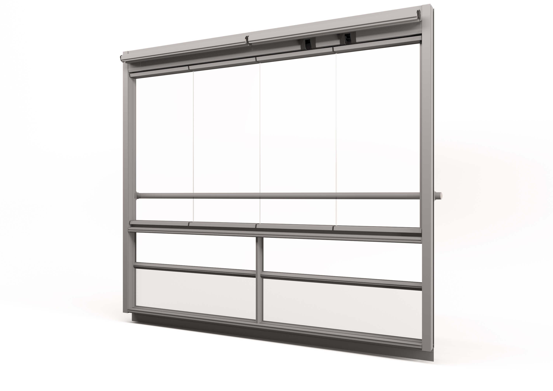 Rahmenloses Fenster – Design™